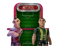 Metegol Photo Opportunity