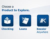 Keesler Micro Website
