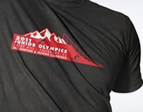2011 Winter Junior Olympics - Logo Design