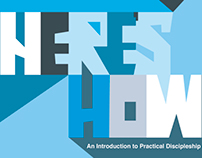 "Book Cover for ""Here's How"""