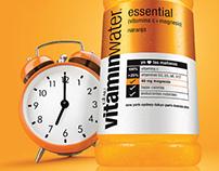 Campaña vitaminwater 2013