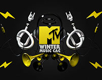 MTV winter music CAC