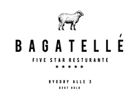 Bagatelle Resturant / New Identity / Logo