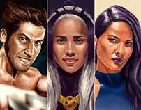 X-Men Re-cast