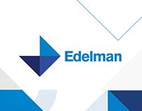 EDELMAN - Brand transition
