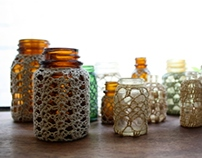 Crochet Bottles