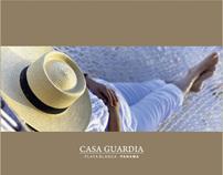 CASA GUARDIA. BRANDING. EDITORIAL