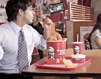 Habla más. KFC/Claro - TV