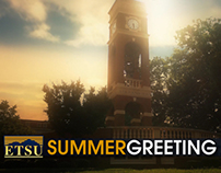 ETSU Summer Greeting 2013