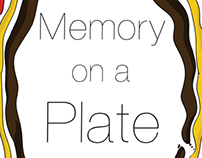 Book: Memory on a plate
