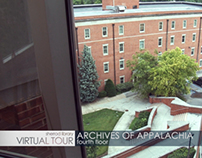 Sherrod Library Virtual Tour Summer 2013