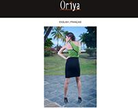 ORIYA - Shopping Online