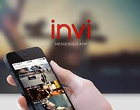 invi Texting App
