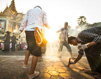 Vibrant Phnom Penh