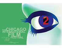 Posters for the 2008 Chicago Int Film Festival