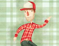 Skate Character