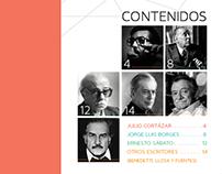Revista Escritores Latinoamericanos