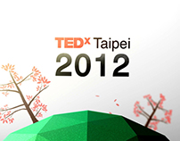 TEDxTaipei 2012 Opening Sequence