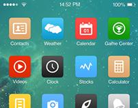 iOS7 Redesign v2
