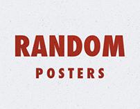 Random Posters