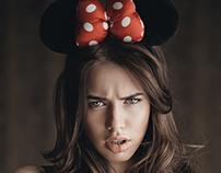 Mini mouse ;)