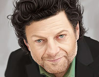 Andy Serkis - Digital Painting