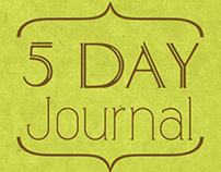 5 Day Journal