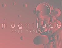 MAGNITUDE - Free Typeface