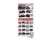 Akron Beacon Journal - 11x17 Advertisement