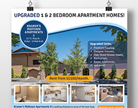 Home Rental Flyer
