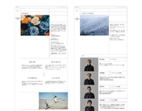 株式会社 Consulente HYAKUNEN | Web Design