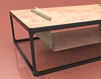 Tray - Coffee Table