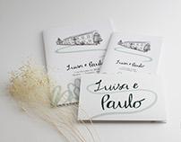 Luísa & Paulo: Wedding Stationery