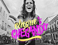 CHEGUE CHEGANDO | Ju Moraes