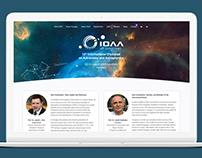 IOAA 2019 webdesign + build