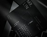 MR.LIN Brand design 品牌名片設計