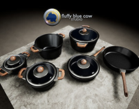 Royal Cookware Set