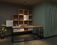 Fitness Center & Spa Interior Design 4