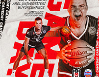 Besiktas Basketball X Arel