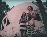 "Video- Campy 60s inspired music video ""Endless Mirror"""
