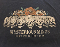 PULL&BEAR | Mysterious Minds