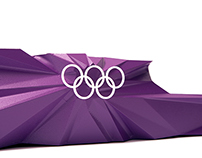 London 2012 Olympic Podium Design