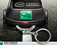 BNP bank Car Loan