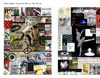Mood Boards for Musion Technology