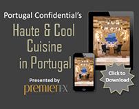 Haute & Cool Cuisine in Portugal eBook Elements