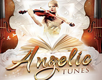 Angelic Tunes Flyer Template