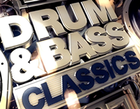 Sony Music - Drum and Bass Campaign