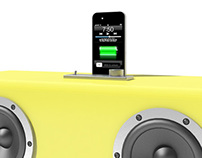 Caramela Iphone Docking Station