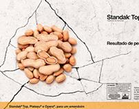 BASF linha amendoim