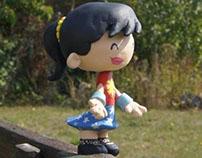 Wonder Girl Sculpt